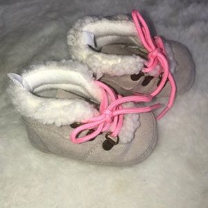 Baby Gap 0-3 month shoes